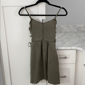 Casual dress that can be dressed up also!